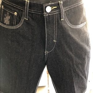 Coogi boys denim shorts